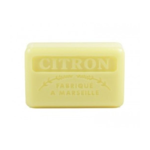Marseille soap -  Lemon