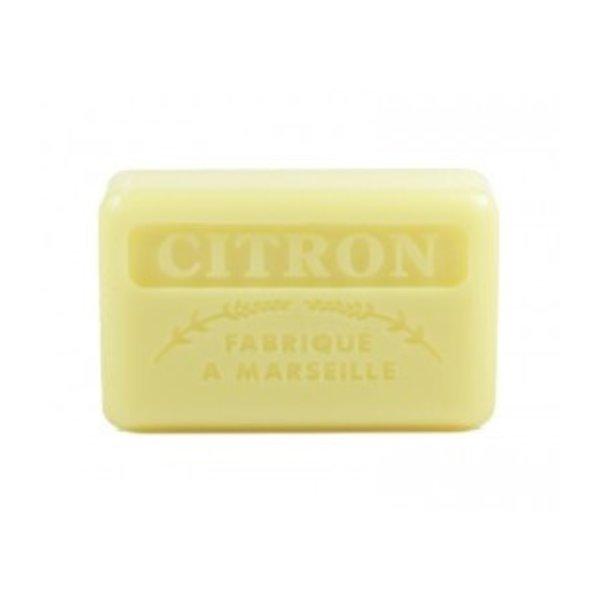 Marseille soap Lemon