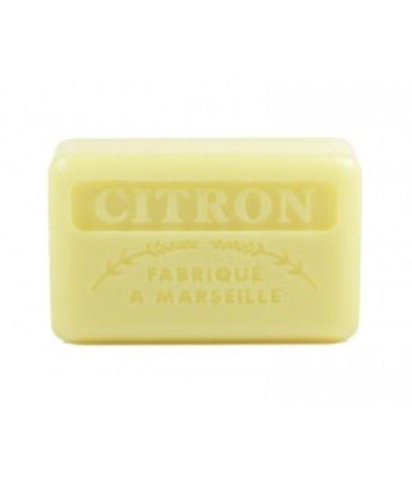 La Savonnette Marseillaise Marseille soap Lemon