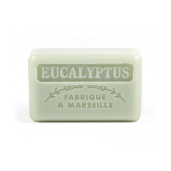 Marseille zeep - Eucalyptus