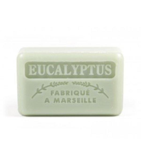 La Savonnette Marseillaise Marseille soap - Eucalyptus