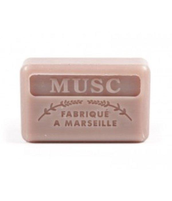 La Savonnette Marseillaise Marseille soap - Musk