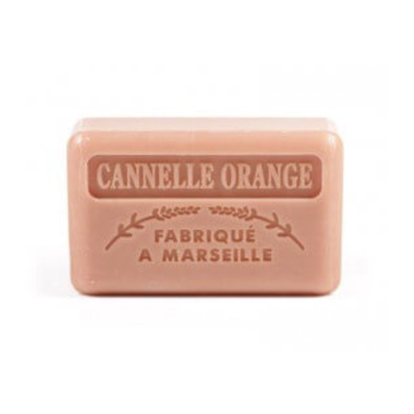 Marseille soap - Cinnamon orange