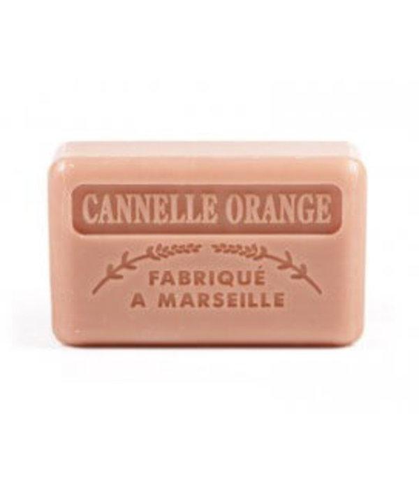 La Savonnette Marseillaise Marseille zeep - Kaneel Sinaasappel