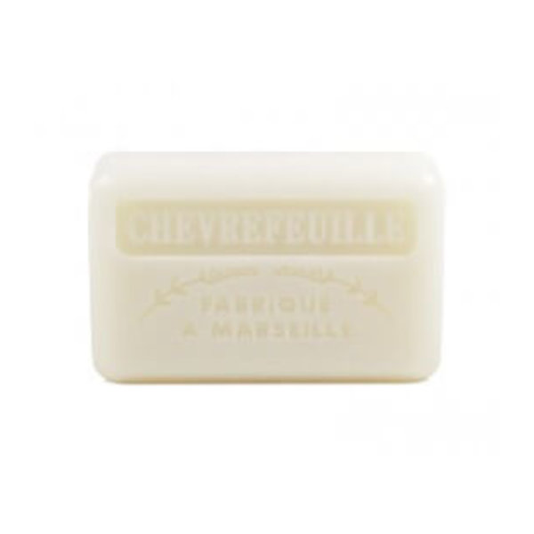 Marseille soap - Honeysuckle
