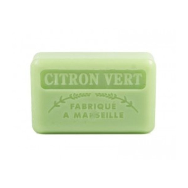 Marseille soap -  Lime