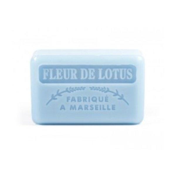 Marseille soap - Lotus flower