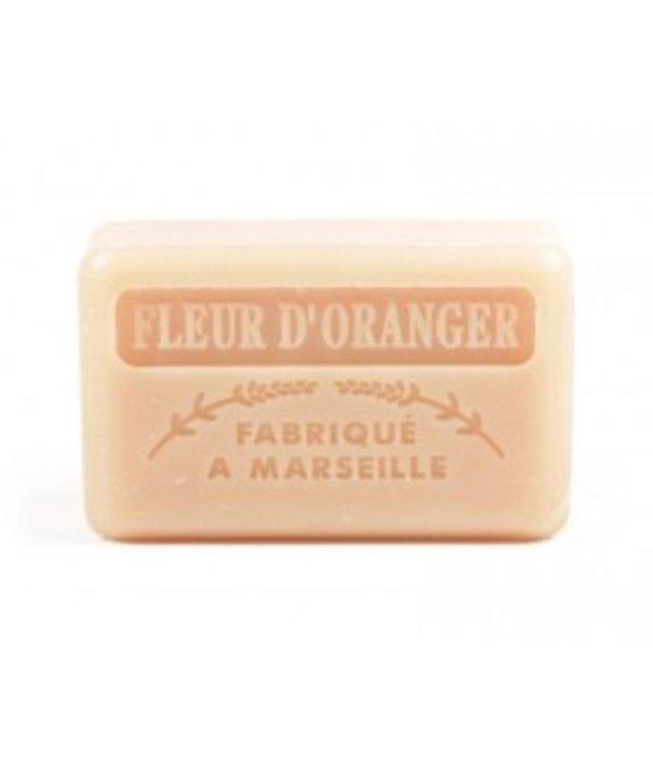 La Savonnette Marseillaise Marseille soap - Orange blossom