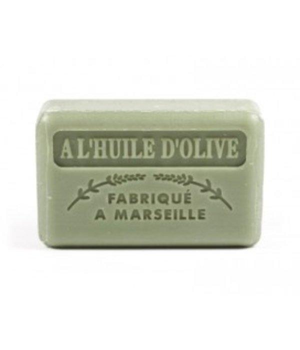 La Savonnette Marseillaise Marseille soap - Olive Oil