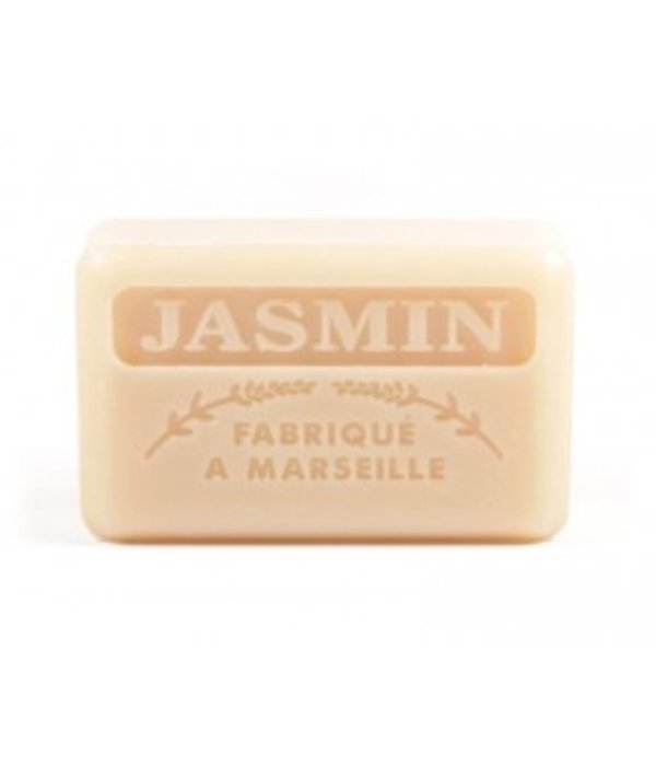 La Savonnette Marseillaise Marseille soap - Jasmine