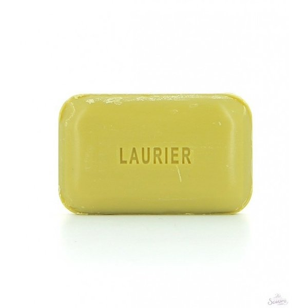 Soap with bay laurel oil