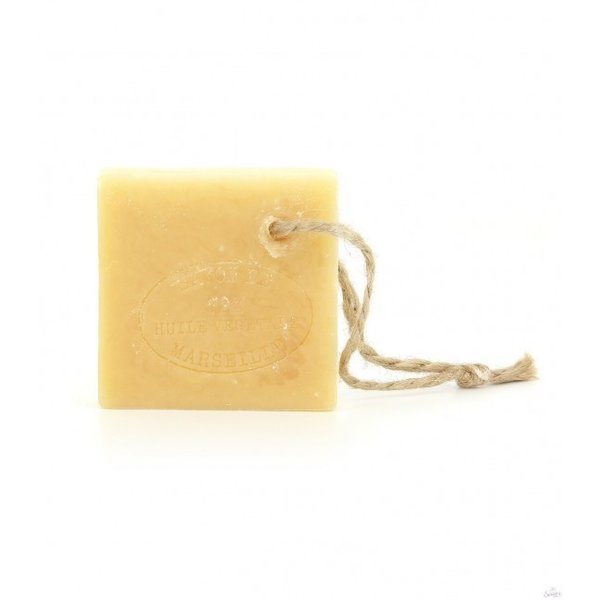 "Soap slice rectangle  150 grams of "" authentic"" Marseille soap"
