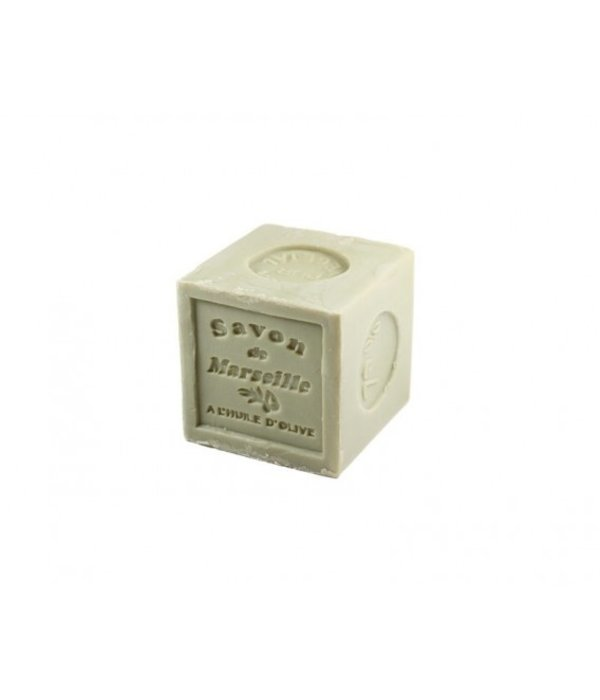 La Savonnette Marseillaise Savon Marseille Cube 72% olive oil 300 gram