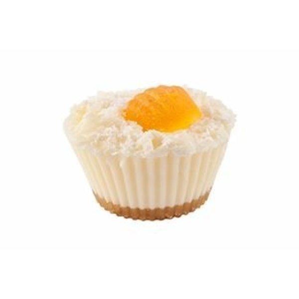Cupcake - Kokosnoot ananas