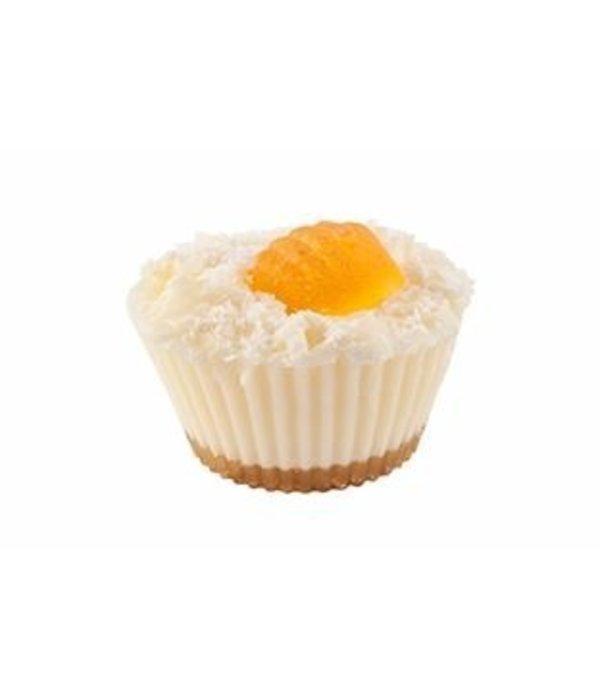 Autour du Bain Cupcake - Kokosnoot ananas