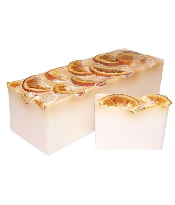 Bathroom Heaven Wild & Natural Hand-Crafted Soap - Slice of Sunshine