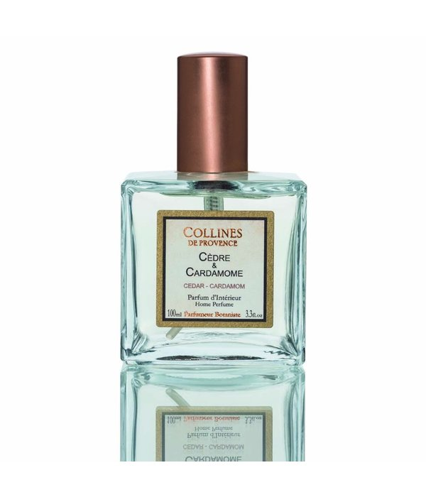 Collines de Provence Collines de Provence - Huisparfum/interieurspray Cèdre & Cardamome