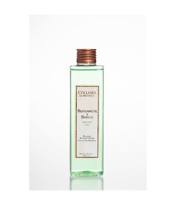 Collines de Provence Collines de Provence - Navulling Bergamot & Basil