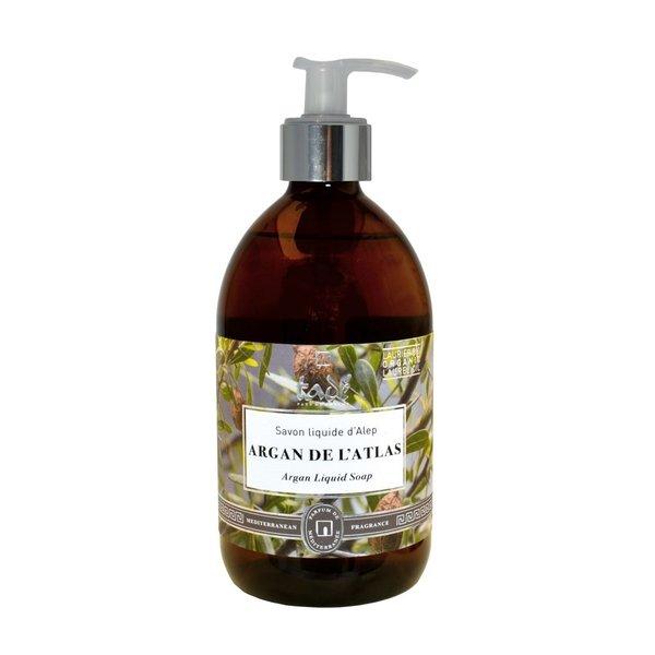 Liquid Aleppo soap · Argan de l'Atlas & Bio Laurel oil, 500ml