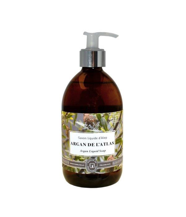 Tadé Liquid Aleppo soap · Argan de l'Atlas & Bio Laurel oil, 500ml