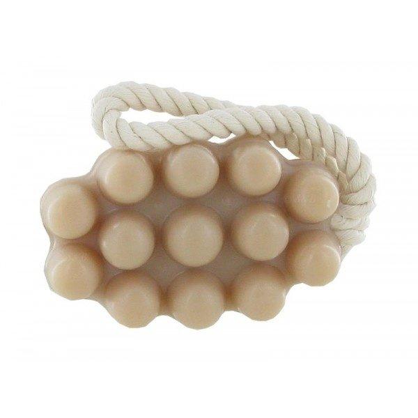 Massage Soap with Rope Monoï
