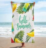 Summer Badhanddoeken Hello Summer