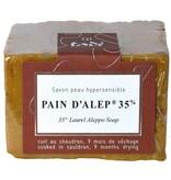 Tadé Aleppo soap - Pain d'Alep 35% laurier 200gr