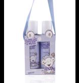 CUDDLES & HUGS Bath set CUDDLES & HUGS - Milk & Honey