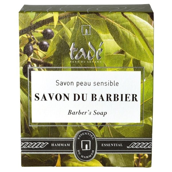Savon du Barbier - Aleppo shaving soap for sensitive skin