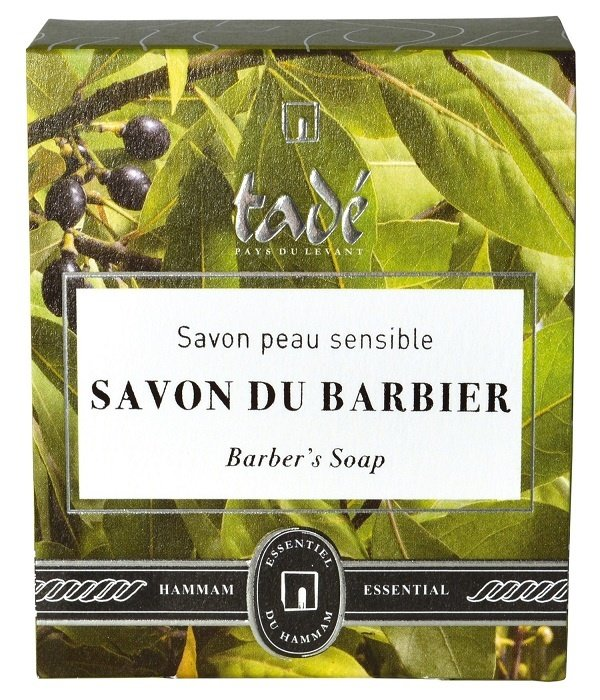Tadé  Savon du Barbier - Aleppo shaving soap for sensitive skin