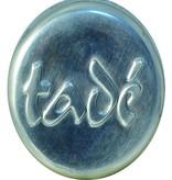Tadé Boite à Savon Ronde Tade – ronde aluminium zeepdoos