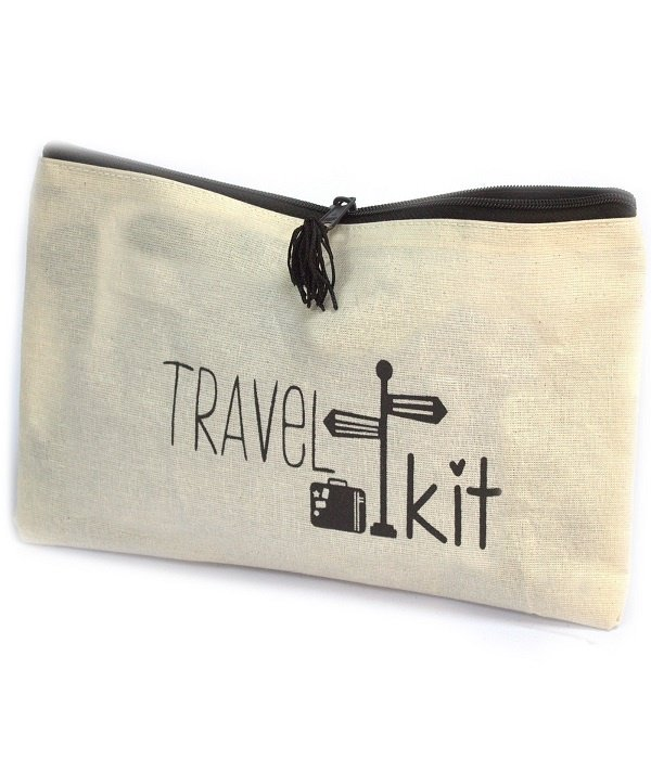 AW Bathroom and Soap Accessories Toilettas - TRAVEL KIT