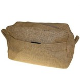 AW Bathroom and Soap Accessories Toilettas - Jute