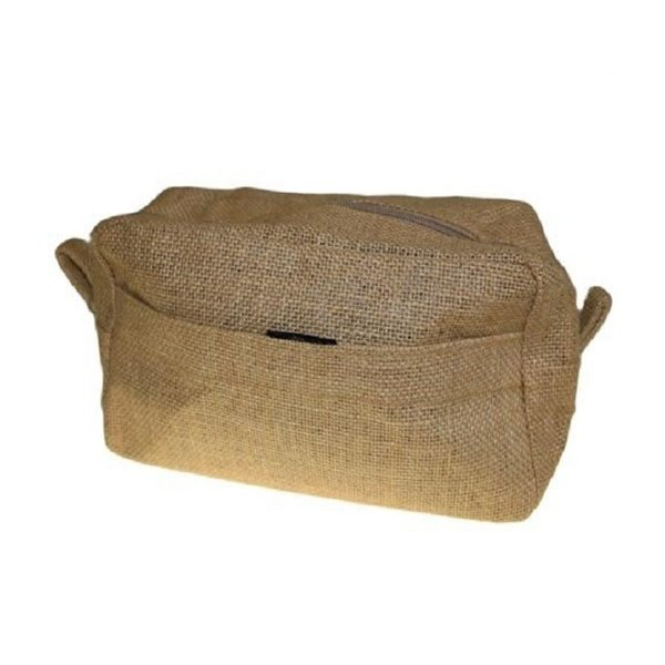 Toiletry bag - Jute