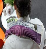 Luxury Lavender Wheatbag - Lavender Comforts