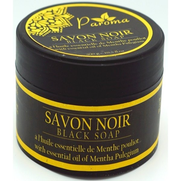 Black Soap - with essential oil