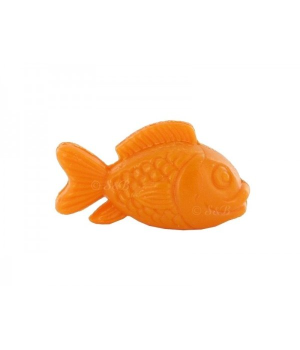 Accentra Bath & Body Soap in the shape of a fish