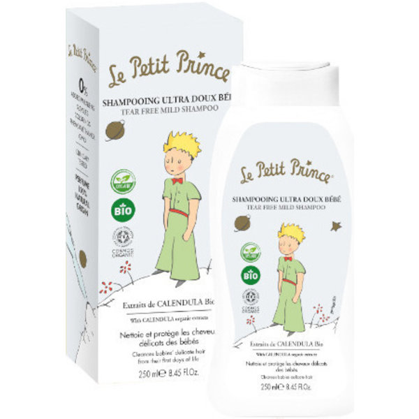 Tear free mild shampoo LE PETIT PRINCE