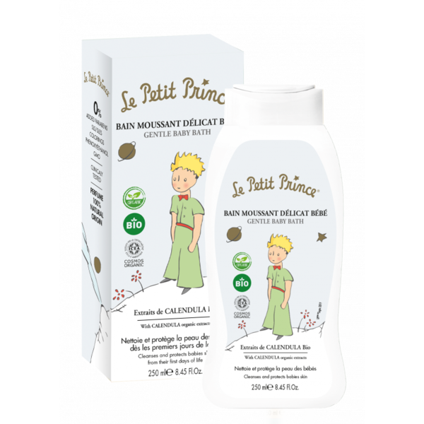 Gentle Baby Bath & Wash Gel LE PETIT PRINCE