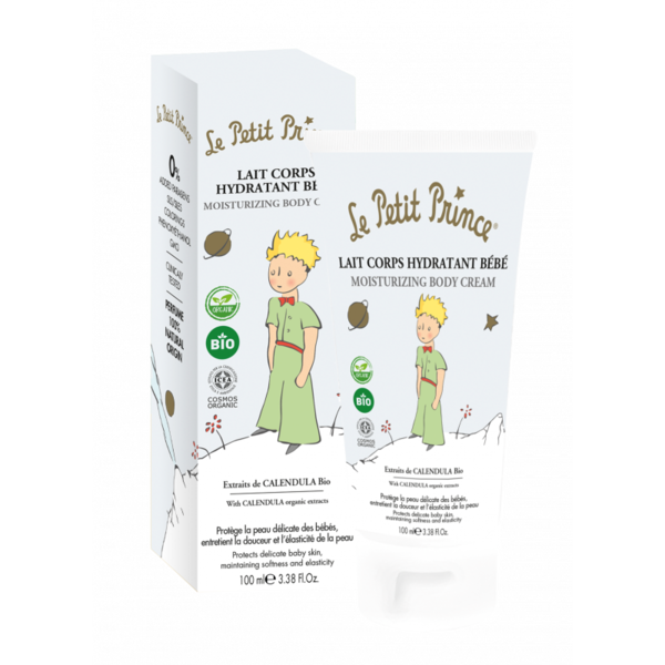 Moisturizing body cream LE PETIT PRINCE