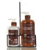 Accentra Bath & Body Handverzorgingsset COCONUT