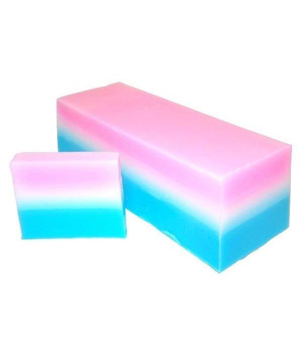 Bathroom Heaven Natuurlijke handgemaakte zeep - Babypoeder