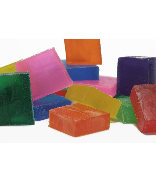 Gember en kruidnagel zeep