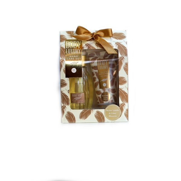 Hand care set BODY LUXURY in gift box