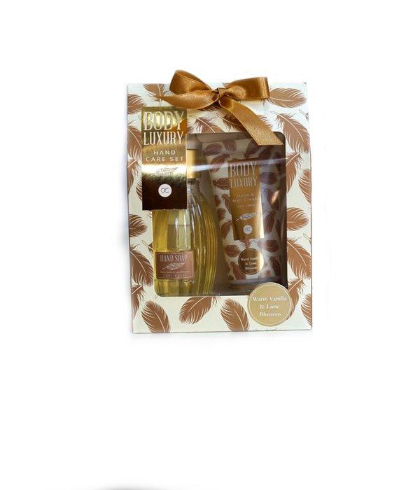 BODY LUXURY Handverzorgingsset BODY LUXURY in geschenkverpakking