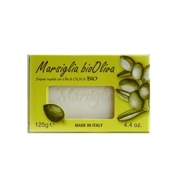 Zeep met olijfolie