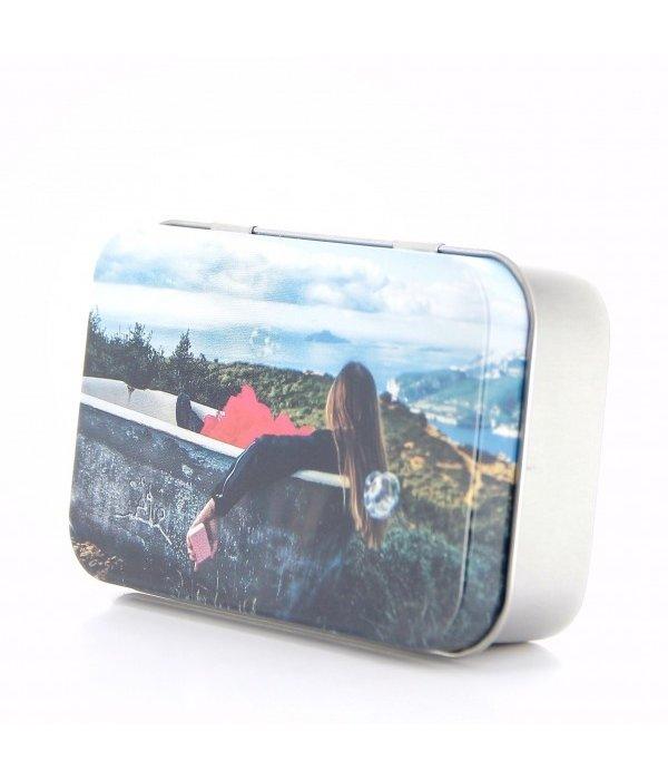 La Savonnette Marseillaise Aluminum soap box