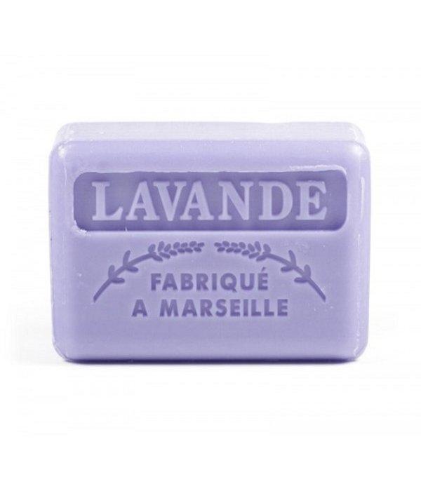 La Savonnette Marseillaise Marseille soap - Lavender