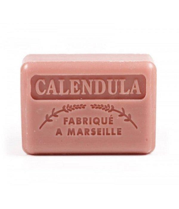 La Savonnette Marseillaise Marseille soap -Calendula