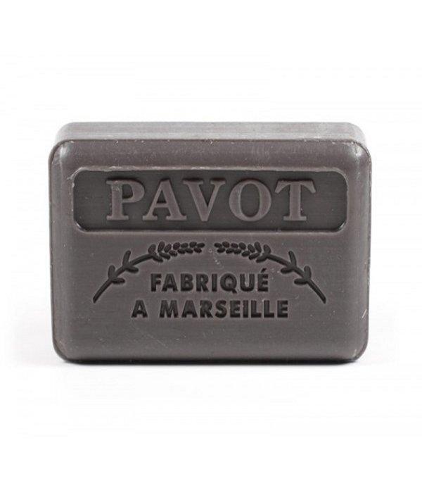 La Savonnette Marseillaise Marseille zeep -  Klaproos